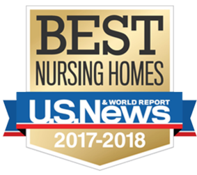 US News Best Nursing Homes 2018 1 - Mount Hope Named U.S. News Best Nursing Home for 2017-18