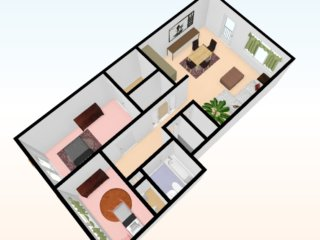two_bed_3D_top_view_2