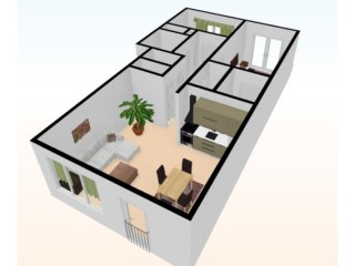 two_bed_3D_top_view_4