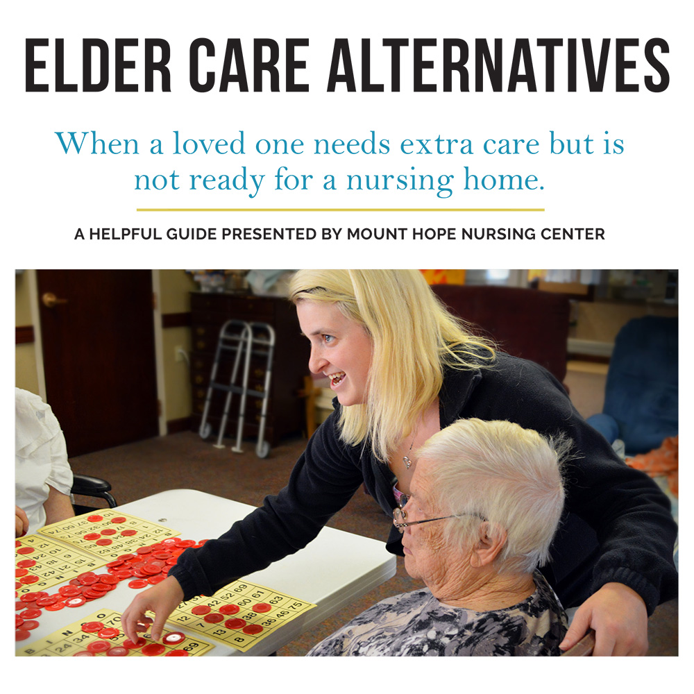 cover image to guide for Elder Care Alternatives