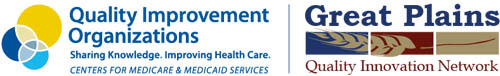 Great Plains Quality Innovation medicare logo - Mount Hope: Rated in Top 10% of all Kansas nursing homes