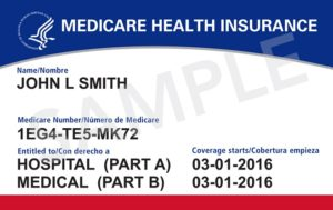 Medicare card new 300x189 - Hang Up on Medicare Scammers