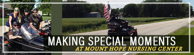 Making Special Moments at Mount Hope
