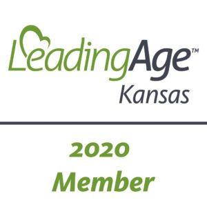 Leading Edge Sticker Mount Hope Nursing Center Kansas 300x300 - Why Choose Mount Hope?