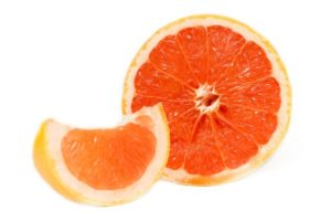 Grapefruit can interact negatively with medications